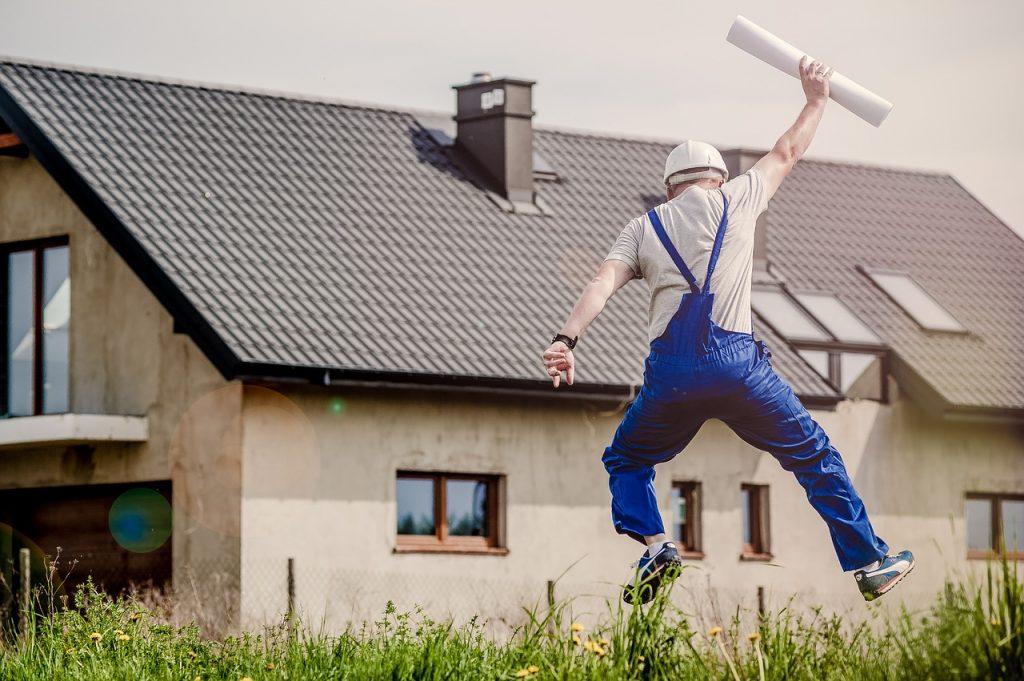 Właściciel po oddaniu domu - Geoinvest Myślenice