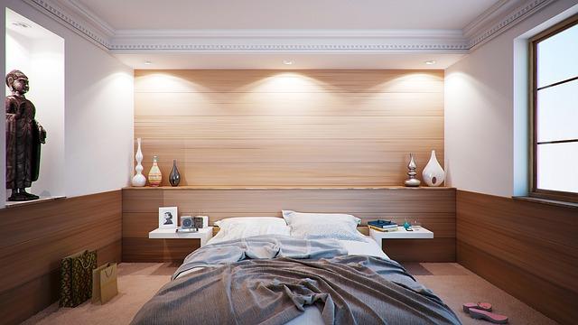 Sypialnia w pensjonacie Villa BEata, oferującym noclegi w Nowym Sączu