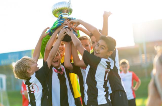 Nagrody dla dzieci na zawody i wydarzenia sportowe