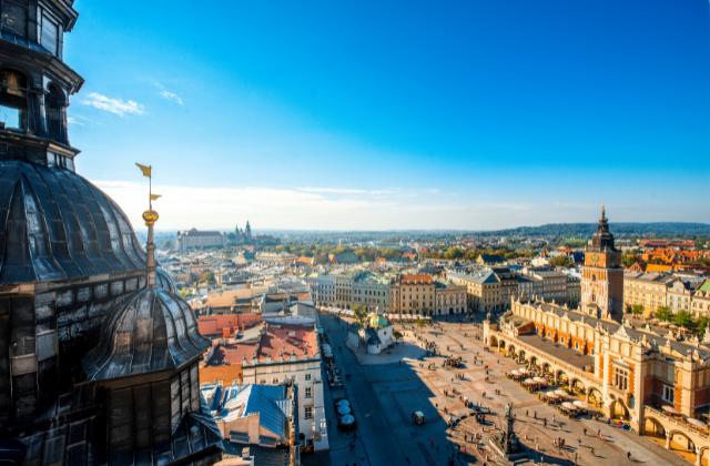 Panorama Kraków