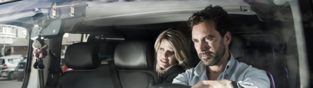 Uber - wymagania auta